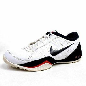 Nike Mens 10 Air Ring Leader Low Basketball Shoes